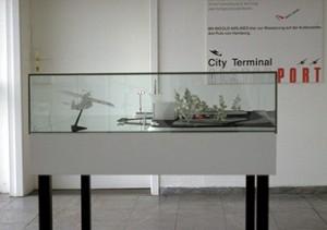 Alsterport Installation, Kunsthalle Hamburg