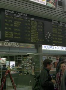 Brnik aeroport
