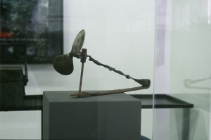 Gummimotor von Alphonse Pénaud, Prototyp
