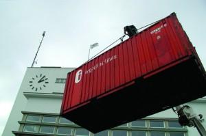 mixed air cargo