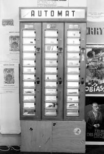 Automat, Fr. 5.-  art works