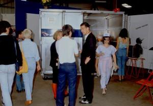 Air Show Sion 1986